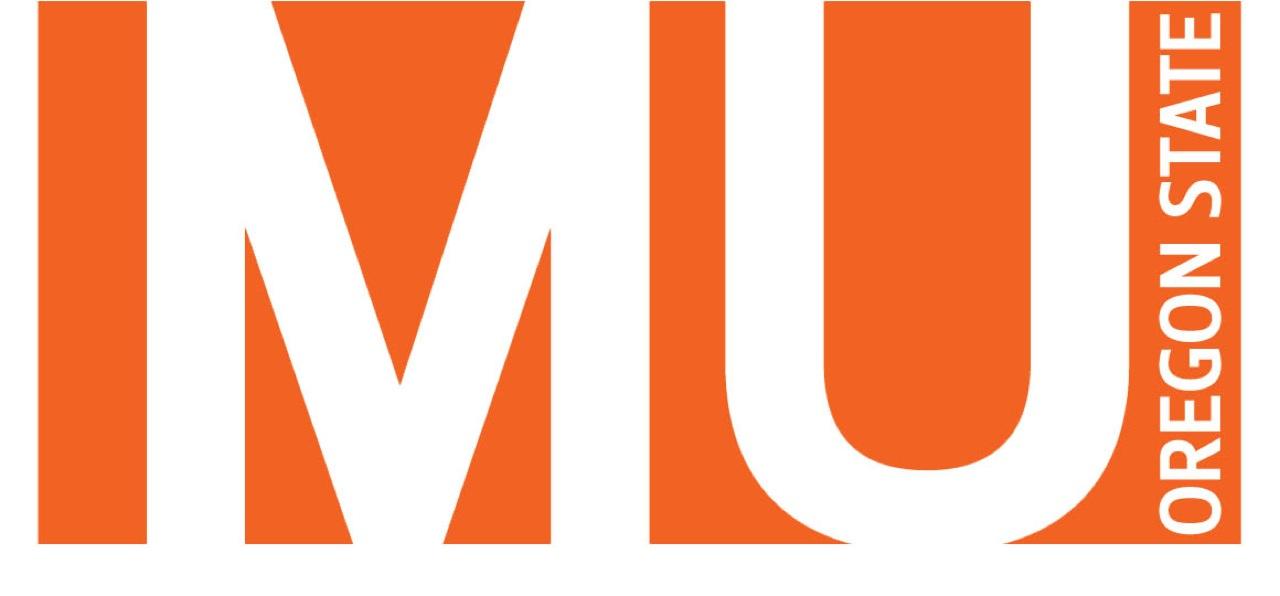 mu logo memorial union oregon state university