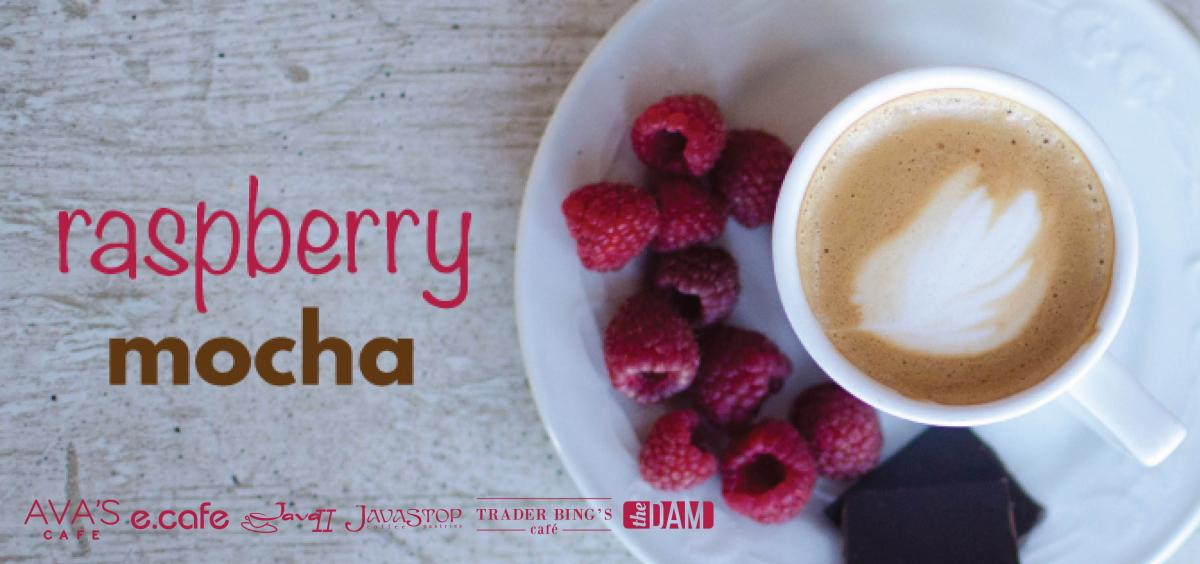 February Special: Raspberry Mocha