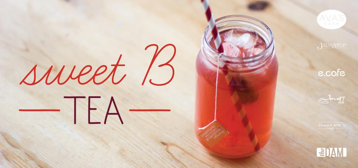 April Special The Sweet B Tea